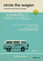 DVD Cover for Circle the Wagen