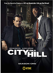 City on a Hill: Season One DVD Cover