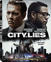 City of Lies Blu-Ray Cover