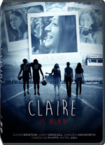 DVD Cover for Claire