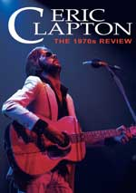 DVD Cover Eric Clapton: The 1970s Review