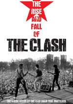 DVD Cover for The Rise and Fall of The Clash