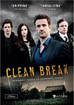 DVD Cover for Clean Break