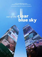 DVD Cover for Out of the Clear Blue Sky
