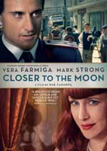 DVD Cover for Closer to the Moon