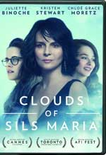 DVD Cover for Clouds of Sils Maria