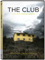 DVD Cover for The Club