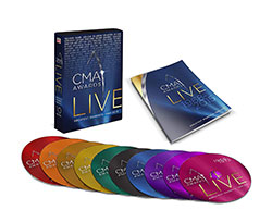 CMA Awards Live: Greatest Moments 1968-2015 Box Set