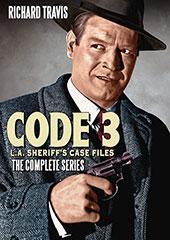 Code 3: LA Sherif's Case Files DVD Cover
