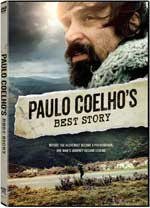 DVD Cover for Paulo Coelho's Best Story