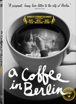 DVD Cover for A Coffee in Berlin