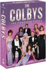 DVD Cover for The Colbys: The Complete Series