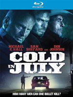 Blu-Ray Cover for Cold in July