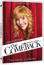 DVD Cover for The Comeback
