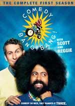 Comedy Bang Bang DVD Cover