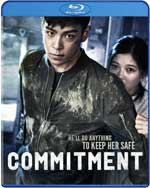 Commitment Blu-Ray Cover