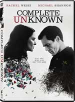 DVD Cover for Complete Unknown