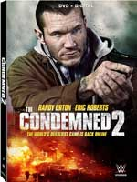 DVD Cover for Condemned 2