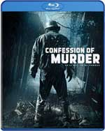 Blu-Ray Cover for Confession of Murder