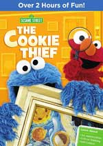 DVD Cover Sesame Street: The Cookie Thief