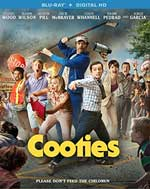 Cooties Blu-Ray Cover