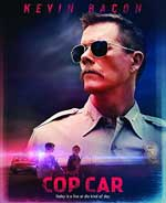 DVD Cover for Cop Car