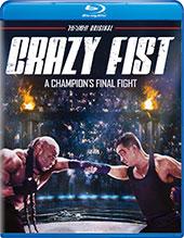 Crazy Fist Blu-Ray Cover