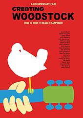 Creating Woodstock DVD Cover