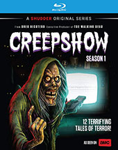 Creepshow, Season 1 Blu-Ray Cover