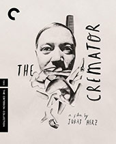 Cremator Criterion Collection Blu-Ray Cover
