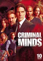 DVD Cover for Criminal Minds: The Tenth Season