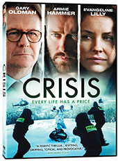 Crisis DVD Cover