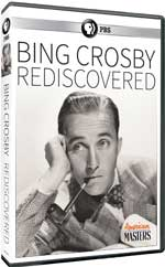 DVD Cover for American Masters: Bing Crosby Rediscovered