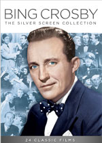 DVD Cover for Bing Crosby: The Silver Screen Collection /> My Way,