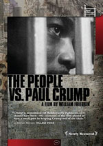 DVD Cover for The People vs. Paul Crump