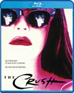 The Crush Blu-Ray Cover