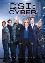 DVD Cover for CSI Cyber: The Final Season