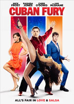 DVD Cover for Cuban Fury