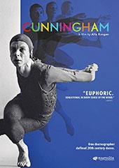 Cunningham DVD Cover