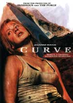 DVD Cover for Curve