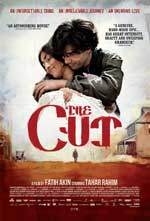 DVD Cover for The Cut