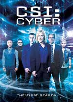 DVD Cover for CSI Cyber - The First Season