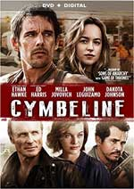 DVD Cover for Cymbeline