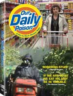 DVD Cover for Our Daily Poison