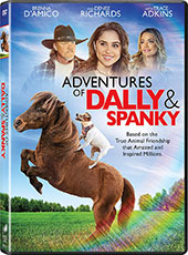 The Adventures of Dally & Spanky DVD Cover