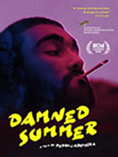 Damned Summer DVD Cover