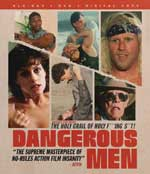 DVD Cover for Dangerous Men