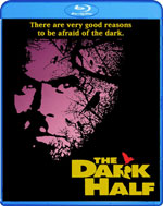 The Dark Half Blu-Ray Cover