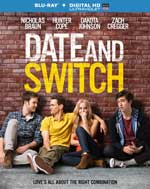 Date and Switch Blu-Ray Cover