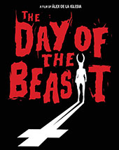 Day of the Beast Blu-Ray Cover